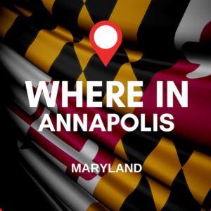 Where In Annapolis logo 640 borderless