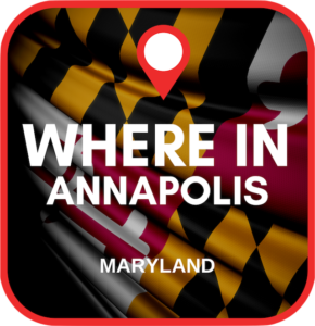 Where In Annapolis logo